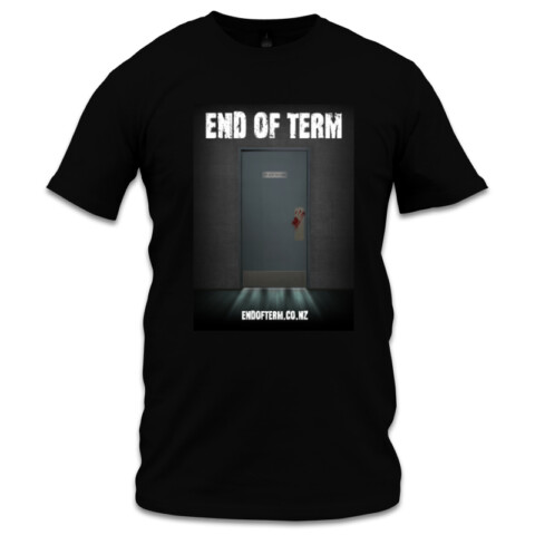 End of Term - Men's Teaser T-Shirt - END OF TERM